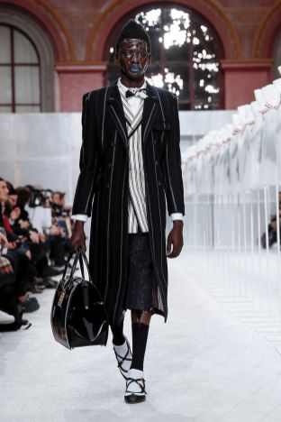 Thom Browne Menswear Fall Winter 2019 Paris31