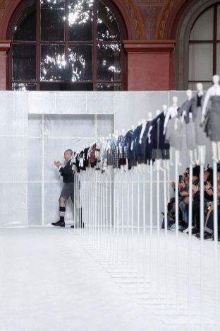 Thom Browne Menswear Fall Winter 2019 Paris38