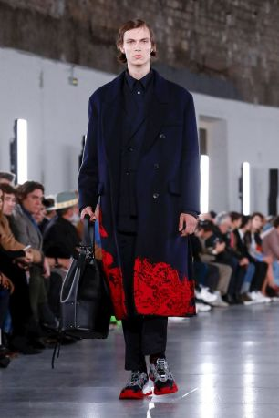 Valentino Menswear Fall Winter 2019 Paris24