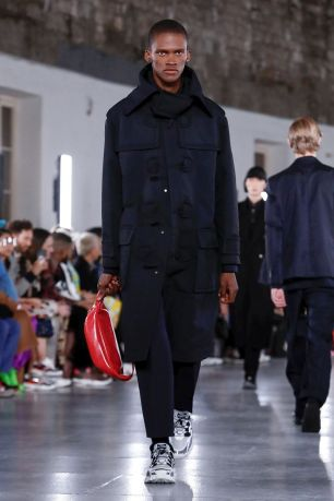 Valentino Menswear Fall Winter 2019 Paris32
