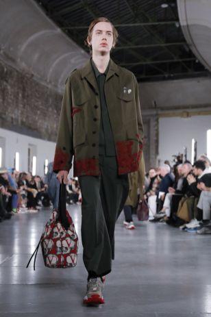 Valentino Menswear Fall Winter 2019 Paris35