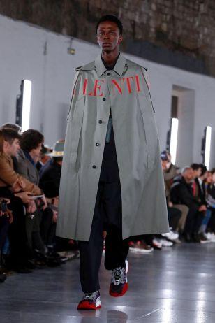 Valentino Menswear Fall Winter 2019 Paris43