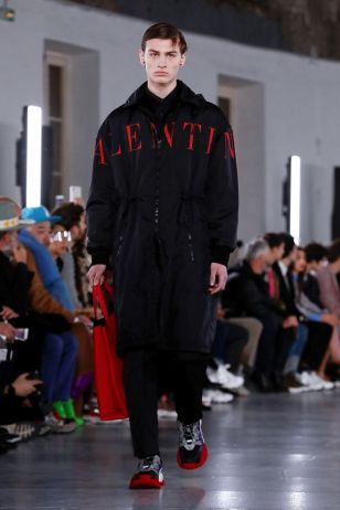 Valentino Menswear Fall Winter 2019 Paris44