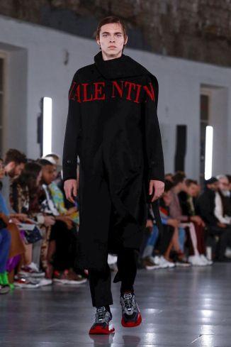 Valentino Menswear Fall Winter 2019 Paris45