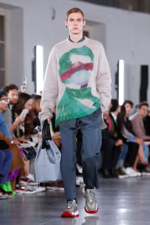 Valentino Menswear Fall Winter 2019 Paris46
