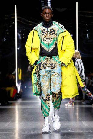 Versace Menswear Fall Winter 2019 Milan1