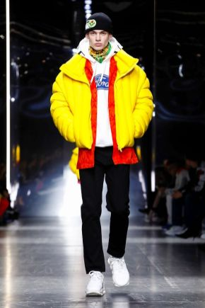 Versace Menswear Fall Winter 2019 Milan2