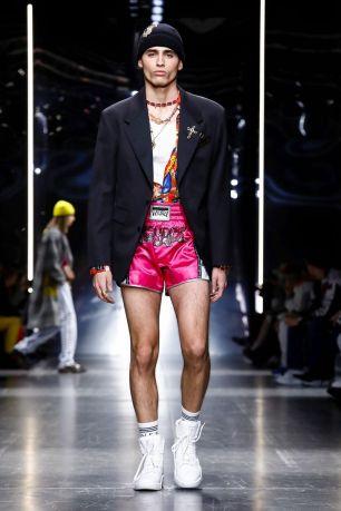 Versace Menswear Fall Winter 2019 Milan22