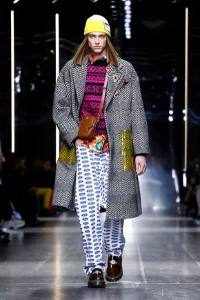 Versace Menswear Fall Winter 2019 Milan23