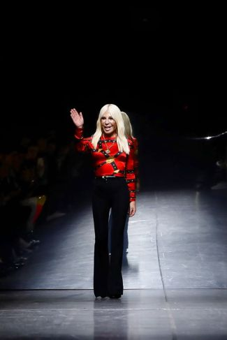 Versace Menswear Fall Winter 2019 Milan28
