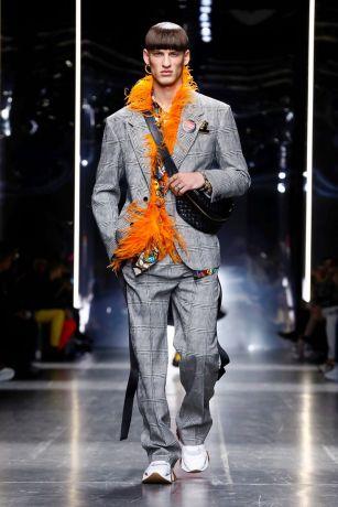 Versace Menswear Fall Winter 2019 Milan3