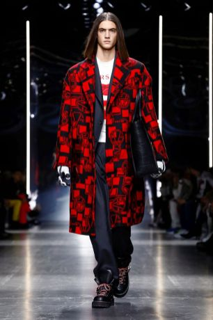 Versace Menswear Fall Winter 2019 Milan30