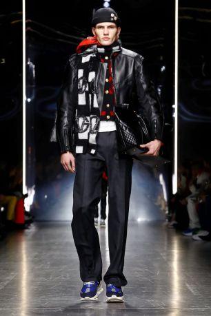Versace Menswear Fall Winter 2019 Milan32