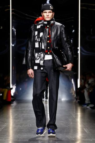 Versace Menswear Fall Winter 2019 Milan32