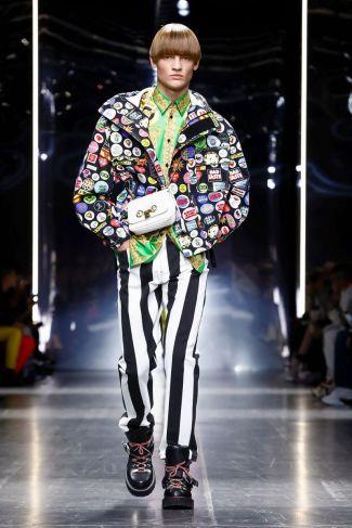 Versace Menswear Fall Winter 2019 Milan49