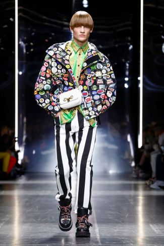 Versace Menswear Fall Winter 2019 Milan49