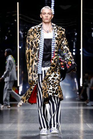Versace Menswear Fall Winter 2019 Milan54
