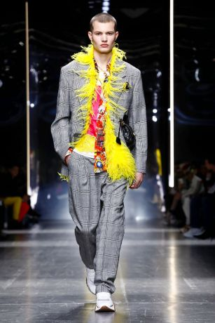 Versace Menswear Fall Winter 2019 Milan8