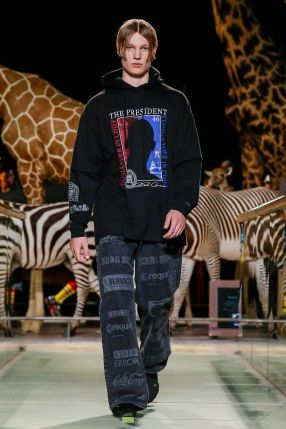 Vetements Ready To Wear Fall Winter 2019 Paris6