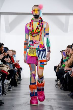 Walter Van Beirendonck Menswear Fall Winter 2019 Paris12