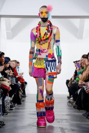 Walter Van Beirendonck Menswear Fall Winter 2019 Paris12
