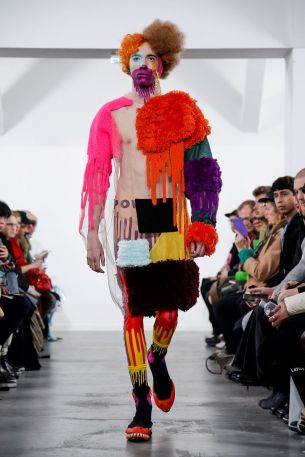 Walter Van Beirendonck Menswear Fall Winter 2019 Paris13