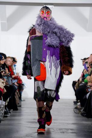 Walter Van Beirendonck Menswear Fall Winter 2019 Paris14