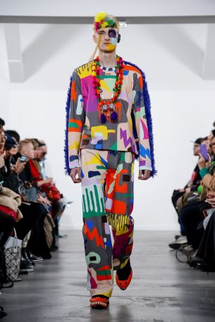 Walter Van Beirendonck Menswear Fall Winter 2019 Paris19