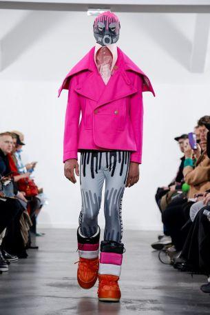 Walter Van Beirendonck Menswear Fall Winter 2019 Paris21