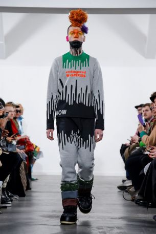 Walter Van Beirendonck Menswear Fall Winter 2019 Paris27