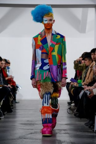 Walter Van Beirendonck Menswear Fall Winter 2019 Paris42