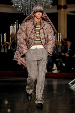 Wooyoungmi Menswear Fall Winter 2019 Paris11