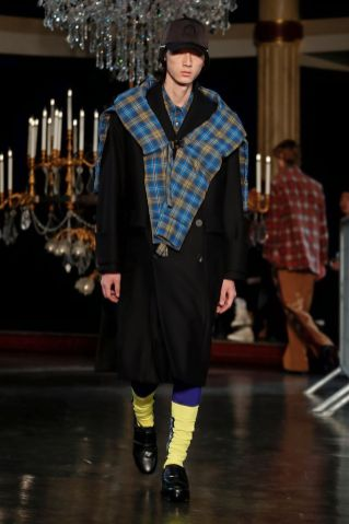 Wooyoungmi Menswear Fall Winter 2019 Paris21