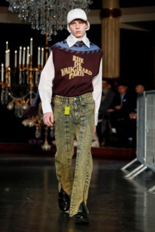 Wooyoungmi Menswear Fall Winter 2019 Paris34