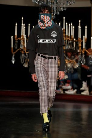 Wooyoungmi Menswear Fall Winter 2019 Paris37
