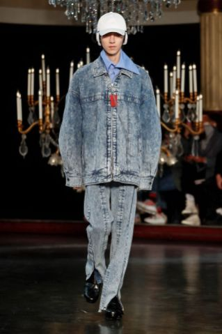 Wooyoungmi Menswear Fall Winter 2019 Paris42