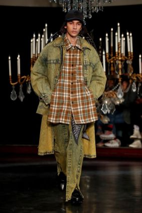 Wooyoungmi Menswear Fall Winter 2019 Paris6