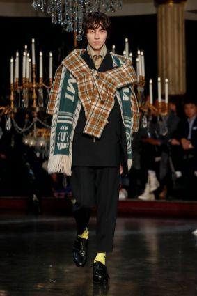 Wooyoungmi Menswear Fall Winter 2019 Paris7