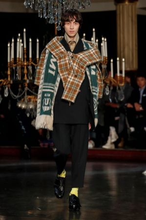 Wooyoungmi Menswear Fall Winter 2019 Paris7