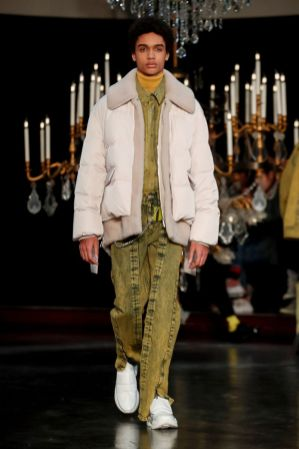 Wooyoungmi Menswear Fall Winter 2019 Paris9