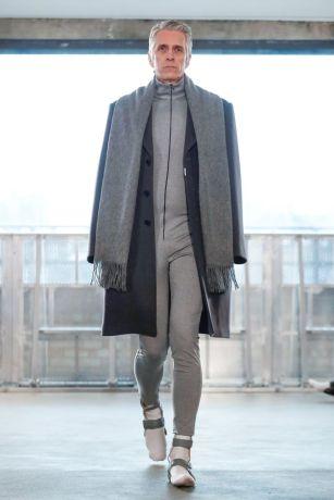 Xander Zhou Fall Winter 2019 London9