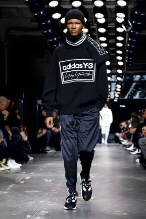 Y-3 Men & Women Fall Winter 2019 Paris11