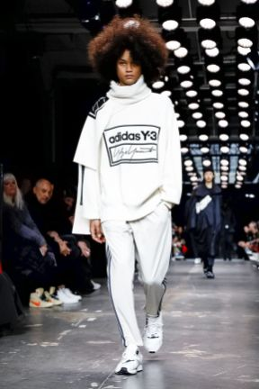 Y-3 Men & Women Fall Winter 2019 Paris12
