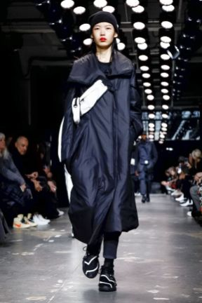 Y-3 Men & Women Fall Winter 2019 Paris13