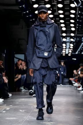 Y-3 Men & Women Fall Winter 2019 Paris14