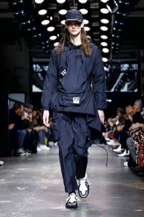 Y-3 Men & Women Fall Winter 2019 Paris15