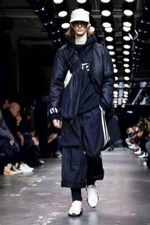 Y-3 Men & Women Fall Winter 2019 Paris16