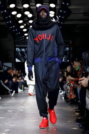 Y-3 Men & Women Fall Winter 2019 Paris19