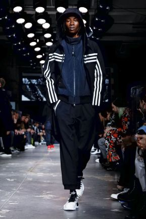 Y-3 Men & Women Fall Winter 2019 Paris2
