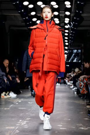 Y-3 Men & Women Fall Winter 2019 Paris32